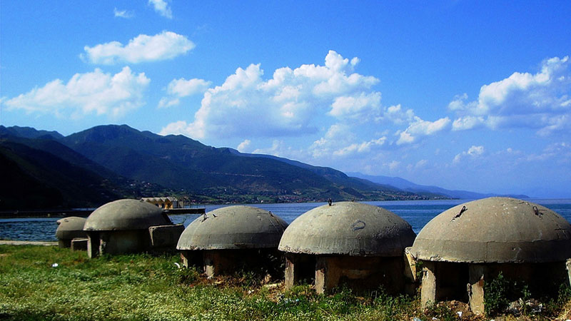 Rundresa i Albanien-Kosovo-Nordmakedonien