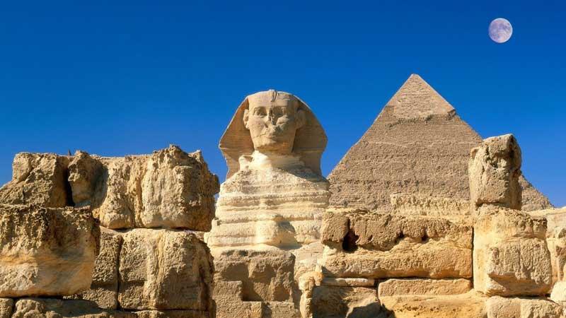 Det okända Egypten med Nils Billing