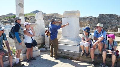 Grekland - Historisk kryssning med Allan Klynne och Clio