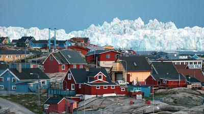Kultur och naturupplevelser på Grönlands västkust