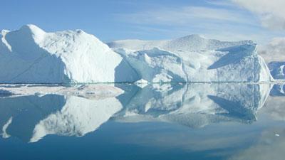 Grönland - midnattssol och nationaldagsfirande
