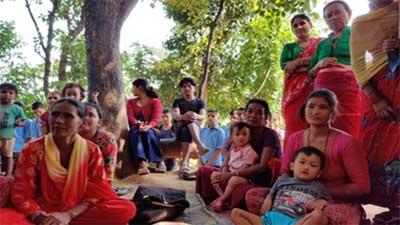 Kvinnornas Nepal med Jenny Adhikari och Tidningen Vi