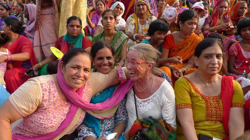 2015-03-05 Kvinnoresor skapar ett systerskap över gränser