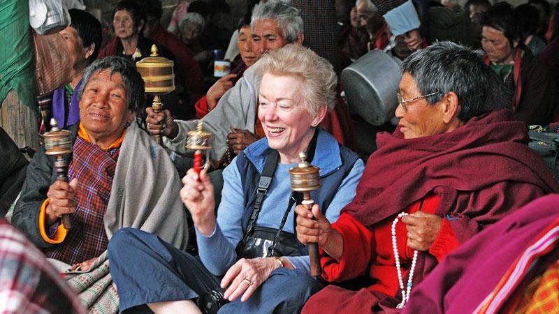 2014-12-18 Vi utforskar lyckan i Bhutan